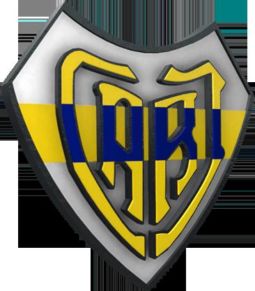 Escudos  El club