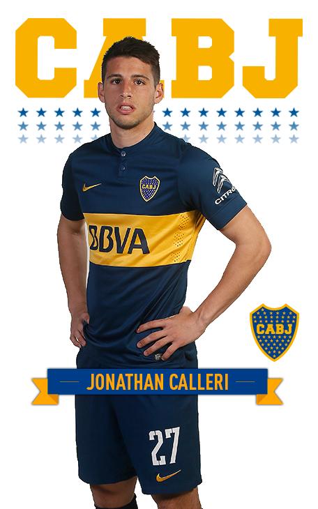Jonathan Calleri