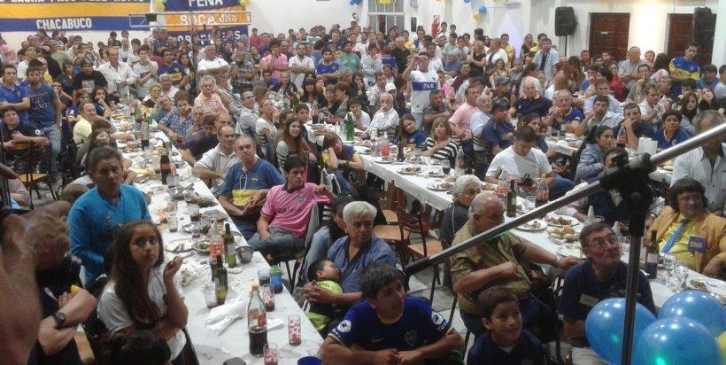 Gran fiesta en Chacabuco   Noticias