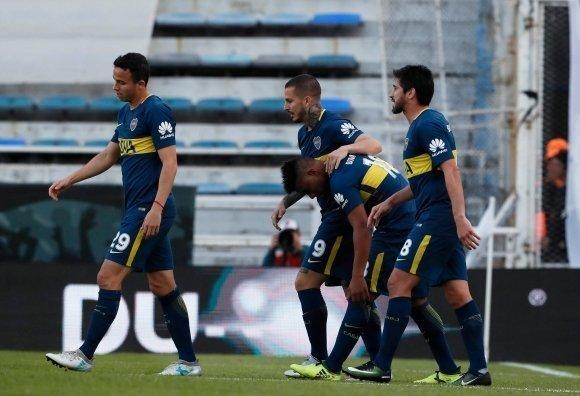 Vélez e Boca