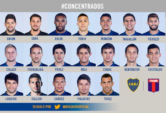 Boca define 2 Torneos Y Central tambien