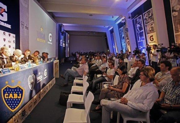 Boca y Gatorade presentan un Centro de Alto Rendimiento
