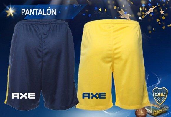 AXE, nuevo patrocinador de Boca